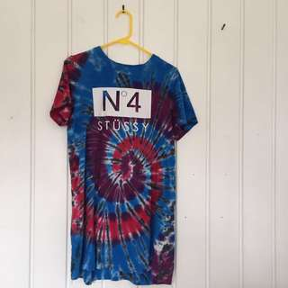 Stussy T-shirt dress