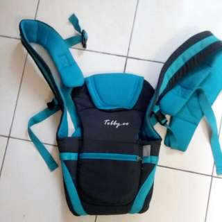 Baby Carrier Tobby (Price Reduced!)