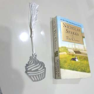 Nicholas Sparks - The Choice (free postage)