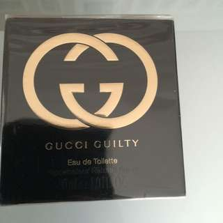 Gucci guilty Edt 30ml new sealed