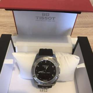 Tissot t-touch Racing price reduced