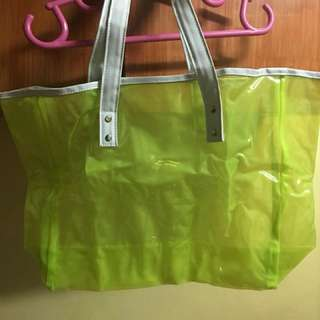 Shoulder Bag Transparent