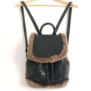 RAG and BONE mini leather backpack