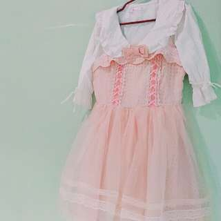 Sweet lolita Candy Rain JSK only