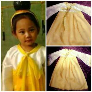 Korean Kid's Costume