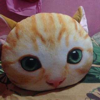 Boneka 3D kucing