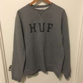 HUF sweater