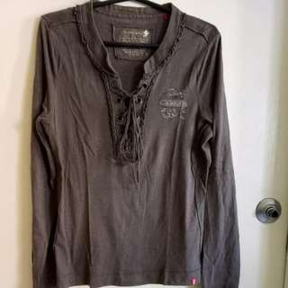Esprit Brown Long Sleeves