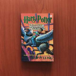 Harry Potter And The Prisoner of Azkaban (Indonesia)