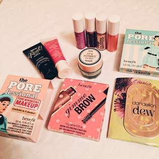 BENEFIT BEAUTY LOT