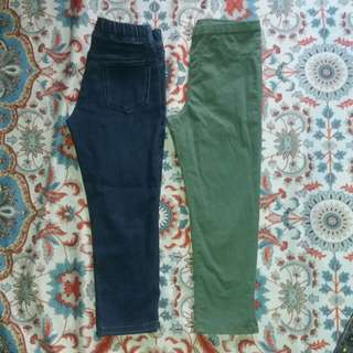 Set of 2 Uniqlo Pants