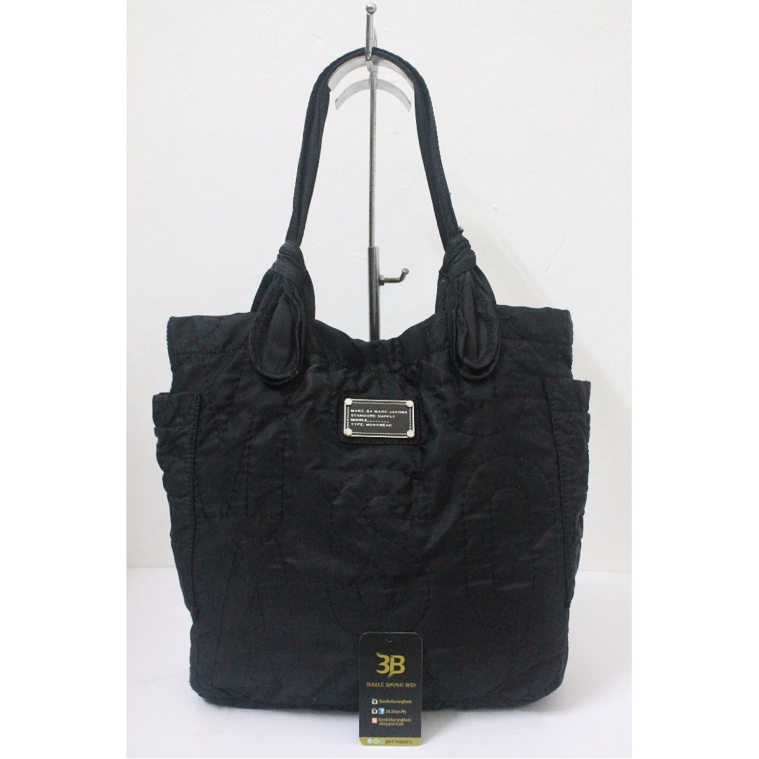 752e941fb3 100% Authentic MARC BY MARC JACOBS Workwear bag., Luxury, Bags & Wallets on  Carousell