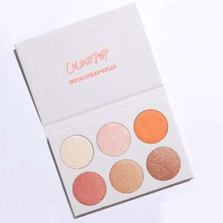 PO COLOURPOP Gimme More Highlighter Palette