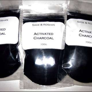Activated Charcoal 100grams