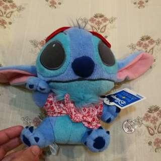Lilo and stitch plush