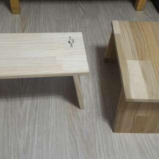香木椅高22*長38*寬20公分