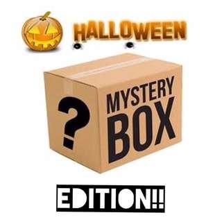 Mystery box - Halloween Edition!!👻🎃💀