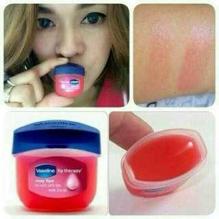 [Rose Lip] Vaseline Lip Therapy 7g