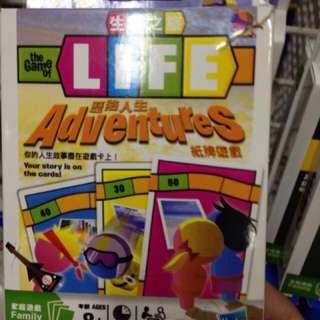 Cluedo/life/uno/monopoly
