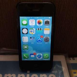 Apple Iphone 4S 黑色 16G Black