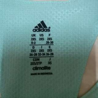 Adidas 2 in 1 Padded Sport