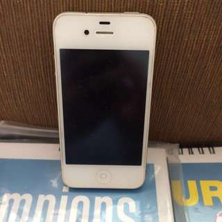 Apple Iphone 4 白色 16G White Color