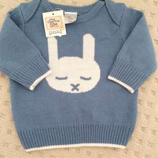 Baby Charlie and me newborn jumper