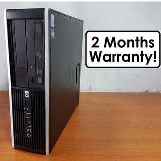 [Core I5 CPU] HP Elite 8100 SFF: Cheap! (Desktop)