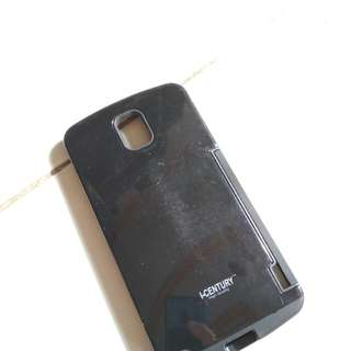 Hardcase Galaxy Note 3 (ada tmpt buat taro seukuran credit card/atm)
