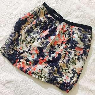 Art-print Skirt - MUUI