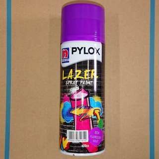 Fluorescent Violet Nippon Spray Paint