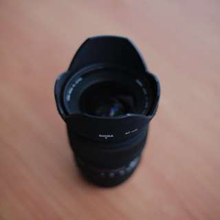 Sigma 24-70mm f2.8 (Canon mount)