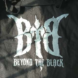 Beyond The Black Tote Bag