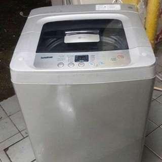 Washer Washing Machine Mesin Basuh LG 8KG