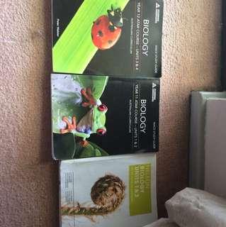 ATAR biology books