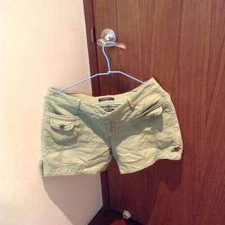 短褲XL/綠