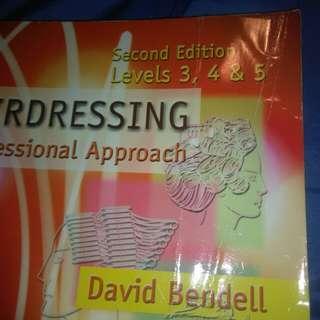 Hairdressing levels3,4,5