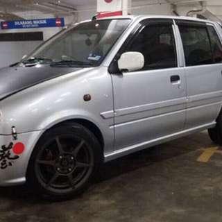 2nd Perodua Kancil 850 Belalang Titptop