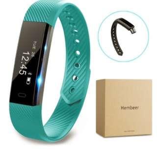 HEMBEER smart bracelet-blue Colour