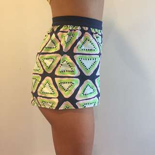 Alice McCall watermelon shorts