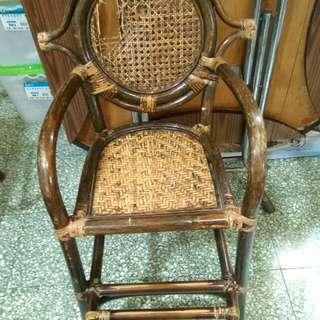 BB 藤椅,3張
