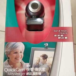 🚚 Quick Cam 網路攝影機