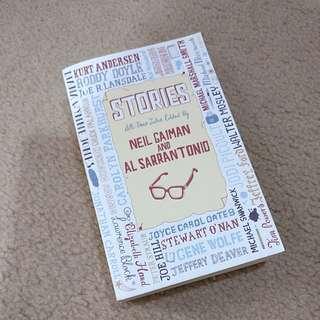 STORIES - All New Tales Edited By Neil Gaiman and Al Sarrantonio (EN)