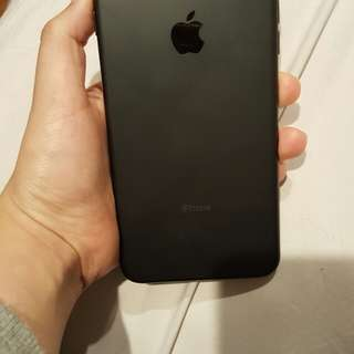 Iphone 7plus matte black
