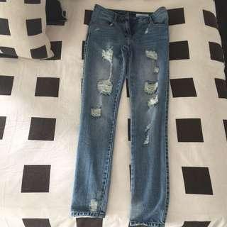 Sass bide jeans
