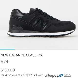 NB - size US6, rrp: $130