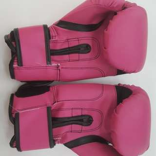 Original Lonsdale Boxing Gloves
