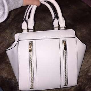 White Colette Bag