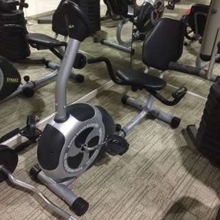 Very new Gym bicycle