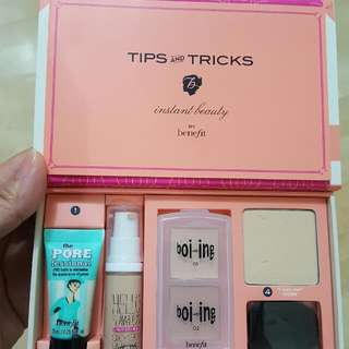 Authentic Benefit Set